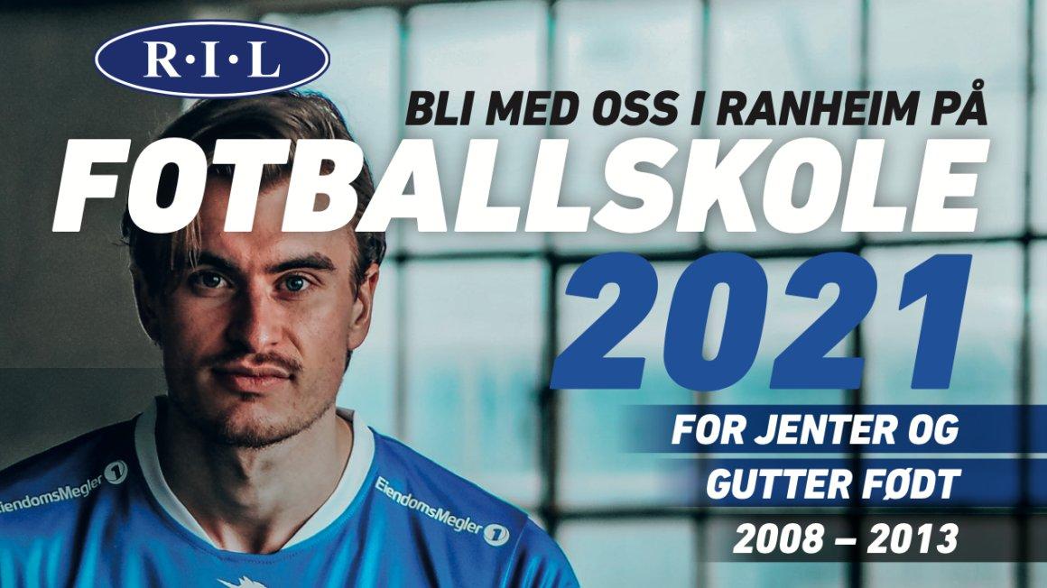 Ranheim Fotballskole 2021